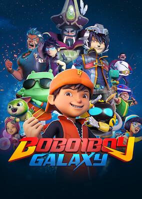 BoBoiBoy Galaxy (2016)